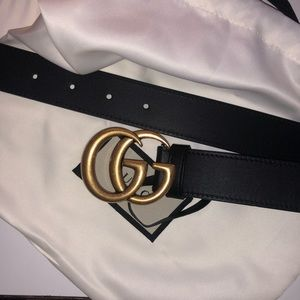 Gucci Accessories - Gucci belt size 95
